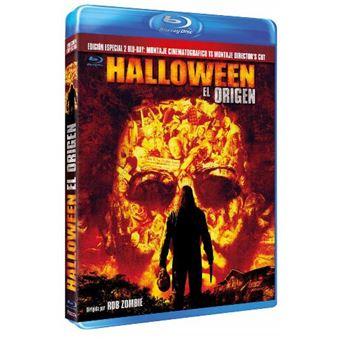 Halloween, el Origen - Ed coleccionista Director ´s Cut - Blu-Ray