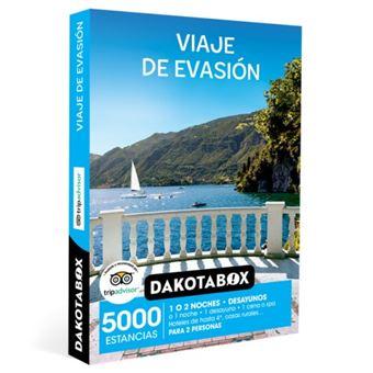 Caja Regalo Dakotabox - Viaje de evasión