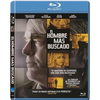 El hombre más buscado - Blu-Ray