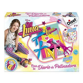 Crea tu diario de patinadora con Luna
