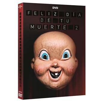 Feliz día de tu muerte 2 - DVD