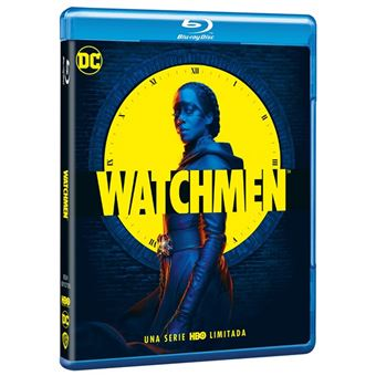 Watchmen Temporada 1 - Blu-ray
