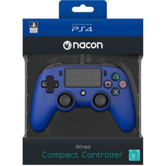 Mando Bigben Nacon Compact PS4/PC Azul
