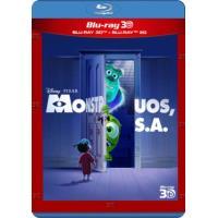 Monstruos S.A. - Blu-Ray + 3D