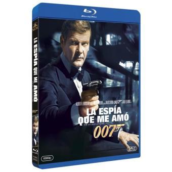 007: La espía que me amó - Blu-Ray