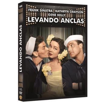 Levando anclas - DVD
