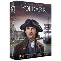 Poldark  Temporadas 1-3 - DVD