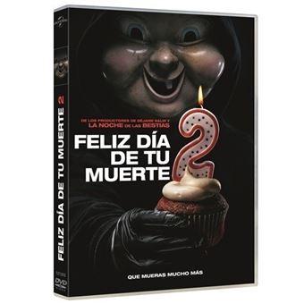Feliz el día de tu muerte 2 - DVD