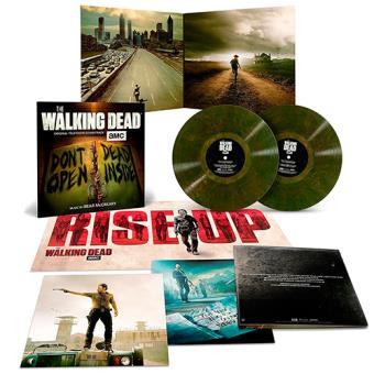 The Walking Dead B.S.O. - Vinilo