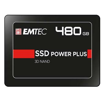 Disco duro SSD Emtec X150 SATA III 480GB