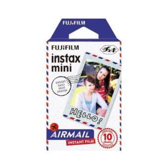 Papel Fujifilm Airmail para Instax Mini