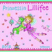 2012 Princess Lillifee Grid Calendar
