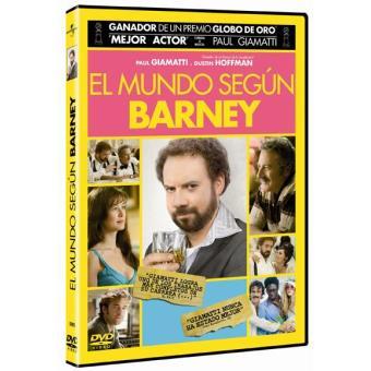 El mundo según Barney - DVD