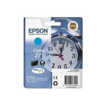Cartucho de tinta Epson T27 Cian