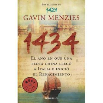 1434. El año en que una flota china llegó a Italia e inició el Renacimiento