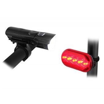 Luces LED T'nB UMLED2 para bicicleta Kit