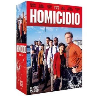 Homicidio - Homicide: Life on the Street   Temporadas 1-5 - DVD