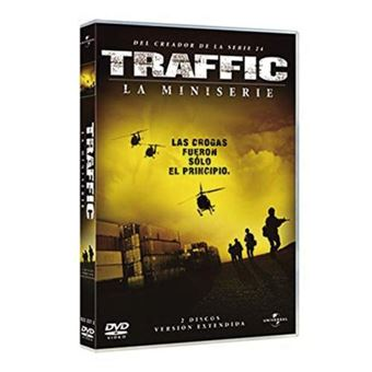 Traffic  Serie Completa - DVD