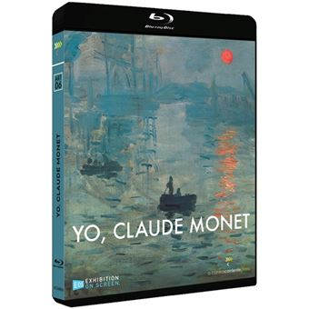 Yo, Claude Monet - Blu-Ray