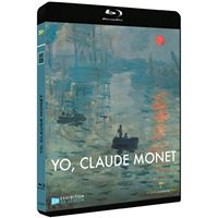 Yo, Claude Monet - Blu-Ray