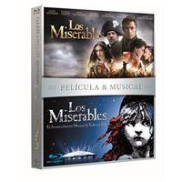 Los Miserables - Película + Musical - Blu-Ray