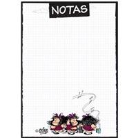 Anotador imantado Mafalda - Notas