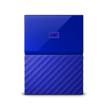 Disco Duro Portátil WD My Passport Thin 2TB Azul