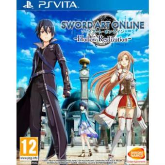 Sword Art Online: Hollow Realization PS Vita
