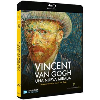 Vincent Van Gogh – Una nueva mirada - Blu-Ray