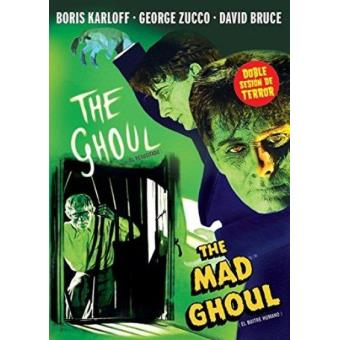 The Ghoul + The Mad Ghoul - DVD