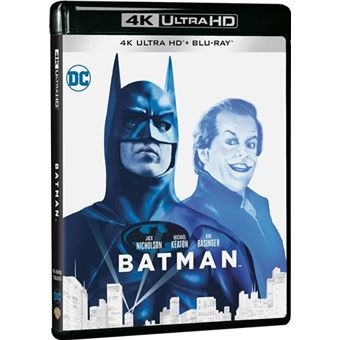Batman - UHD + Blu-Ray