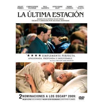 La última estación - DVD