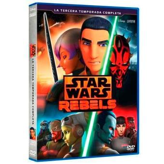 Star Wars Rebels  Temporada 3 - DVD