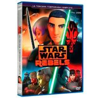Star Wars Rebels - Temporada 3 - DVD