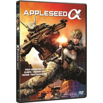 Appleseed: Alpha - DVD