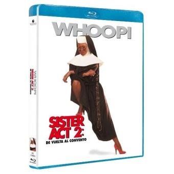 Sister Act 2 De vuelta al convento - Blu-Ray