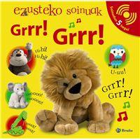 EZUSTEKO SOINUAK - Grrr! Grrr!