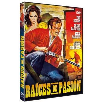 Raíces de pasión - DVD