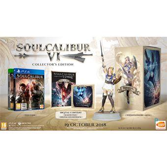 Soulcalibur VI Collector Edition PS4