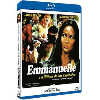 Emmanuelle y los últimos caníbales - 1977 - VOS - Blu-ray