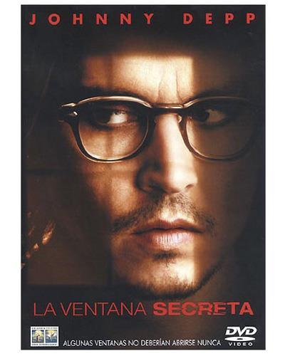 La Ventana Secreta Dvd David Koepp John Turturro Johnny Depp