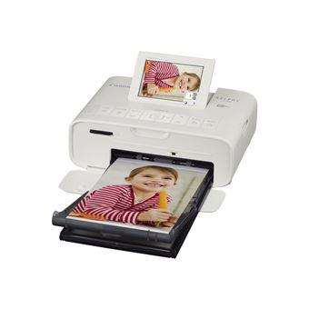 Impresora fotográfica Canon CP1300 Blanco