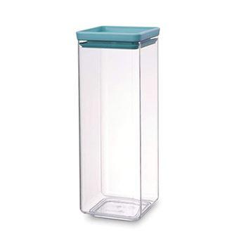 Tarro de plástico Brabantia 2,5 L Menta