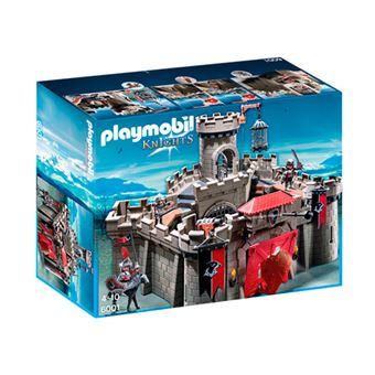 Playmobil Knights Castillo de los caballeros del halcón