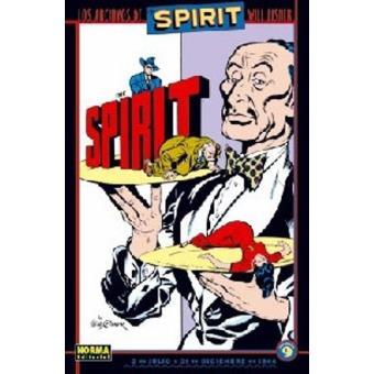 Los archivos de The Spirit 9
