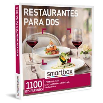 Caja Regalo Smartbox - Restaurantes para dos