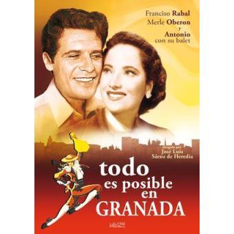 Todo es posible en Granada - DVD