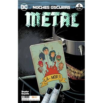 Noches oscuras: Metal núm. 06