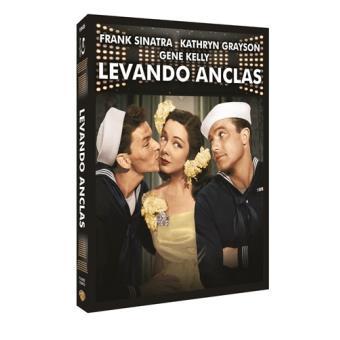Levando anclas - Blu-Ray