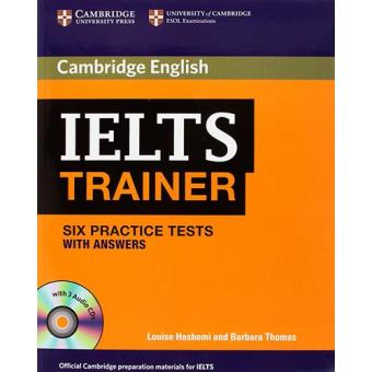 IELTS Trainer: Six Practice Tests with Answers